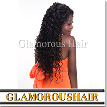 100% Hot Sale Top Quality Virgin Unprocessed Big Discount Cheap Malaysian Virgin Hair Deep Curly Hair Weaving