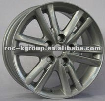 Factory direct sales aftermarket car alloy wheels 25 inch