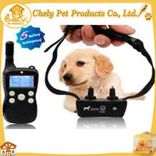 Cheap 300Meter Remote LCD Durable Dog Training Suit Electric Shock Collar Pet Training Products