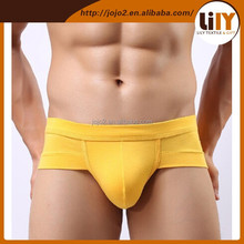 New style sheer sex sexy rubber latex underwear for men