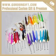 Hot Design QP-009 feather dip pen Guangzhou supplier