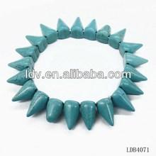 Australia coral rivet bangles