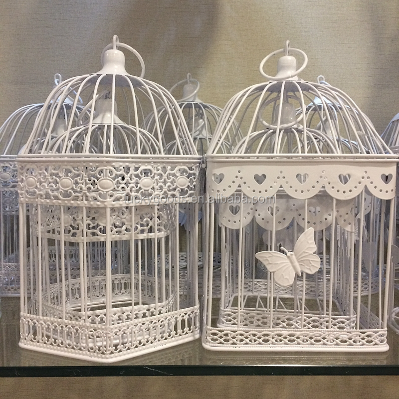 Decorative metal bird cages wholesale — 1