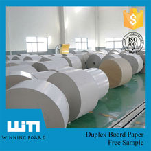 usa waste paper duplex board