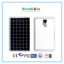250W high efficiency mono crystalline and poly crystalline solar panel with CE/TUV/CEC/IEC/PID