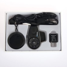 1200M Motorcycle Helmet Interphone Bluetooth BT Intercom headset FM for 5 Riders