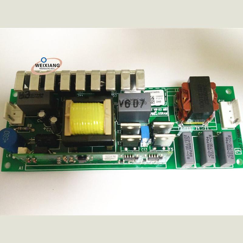 Projector Lamp Ballast OSRAM PT VIP 03 OSRAM 200  lighting power supply board