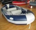 china liya10 personas río inflable barco de motor eléctrico barco de rafting