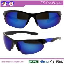 Fashion Design and Good Price Personalized Cheap Sunglasses Sport Eyewear Football