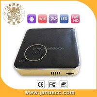 Portable Wireless Mini WIFI HD DLP LED smart Multimedia Projector Home Cinema Theater for Notebook Tablet Smart Phone PC