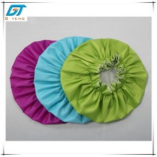 Polyester Waterproof Double Layer Shower Cap