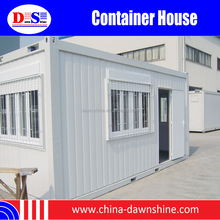 20FT House Container / Folding Container House with Bathroom / Prefabricated Container House