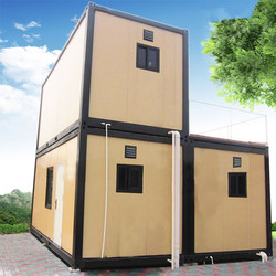 prefabricate steel frame container house container hotel