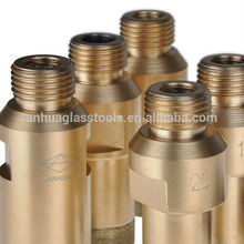 Unbeatable price diamond core drill bit for glass for glass drilling