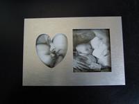 5*7''promotional aluminum decrative photo frame