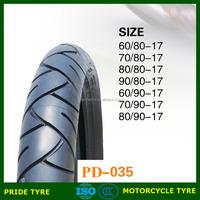 Competitve Price 90/80-17 Motorcycle Tyre