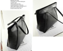 korean style pu leather hobo handbags