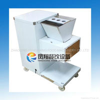 QW-3 meat cutter machine (#304 stainless steel) (CE Certificate)