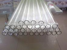 bajo tubo de vidrio borosilicato