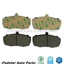Auto spare part Ford ranger accessories Toyota vitz parts High quality car break pads metallic