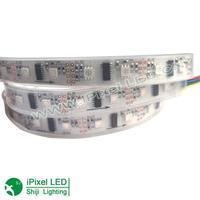48 pixels LPD 8806 led strip ic rgb smd5050 flex strip