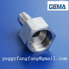 Zhejiang Zhuji Gema customer oem good quality nps pipe fitting 12m pneumatic coupling jinlu nps pipe fitting good qual