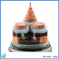 Copper Core XLPE insulated Power Cable 95mm2 120mm2 150mm2 180mm2