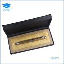 Manufacture durable luxury good gift steel custom pen