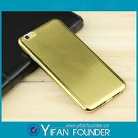 New 2015 Innovative Product Fashion Aluminum Metel Bumper Case For iphone6