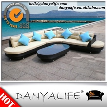 DYSF-R26 Danyalife Outdoor Living Collection PE Wicker Open Air Furniture