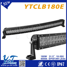 "2nd generation orignal 180w led light bar 31.5"" car led driving driving led lighting"