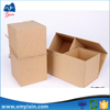 Cardboard Folding Brown Kraft Paper Box for Shipping