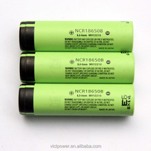 Hight drain 18650 3400mah NCR 18650 PF li-ion battery for electric chariot