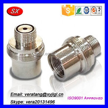 Customize core adaptor stainless steel,510 ego thread adapter