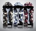 real chaleco de piel de alta calidad chaleco de los hombres con la moda cálida chalecos en invierno