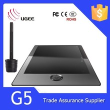9x6 inch 8GB memory Ugee G5 electromagnetic graphics digitizer