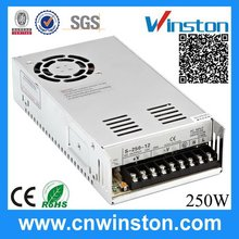 S-250-36 250W 36V 6.7A super quality Best-Selling ac dc dc dc switching power supply