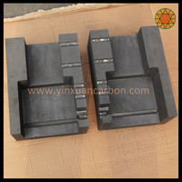 graphite gold molds