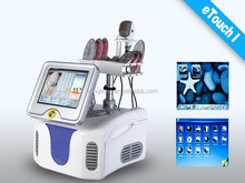 E-touch Fractional RF Body contouring machine beauty salon