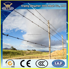 Barbed Wire Fence/Weight of Barbed Wire per Meter Length