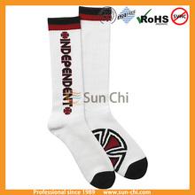 men white usa logo crew socks basketball socks