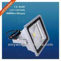 Outdoor 50W Hot Sale COB Floodlight dvr Security Light Camera