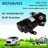 R134A DC 12v24v/48v brushless dc compressor for electric car ac refrigerator solar air conditioner for homes