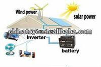 5000W Solar system system Power generation 15kw Capacity
