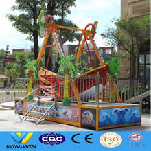 children outdoor fun equipments pirate ship