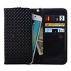 5 inch Universal Wallet Leather Case for iPhone, for Samsung Galaxy E5 Case etc.