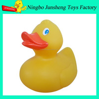 Yellow Rubber Duck Toy