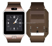 CE ROTHS FCC smart watch with sim card DZ09 bluetooth 3.0 smart what phone