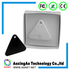 Triangular bluetooth anti-loss device with two ways alarm , press and find function for mobile phone