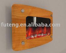 Modern Wall Mounted Electric Fireplace Heater